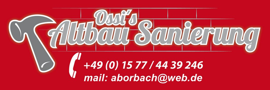 Ossi-Banner 3x1m